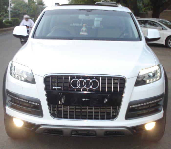 Used Audi Q7 3.0 TDI quattro (Id-673889) Car in Ahmedabad