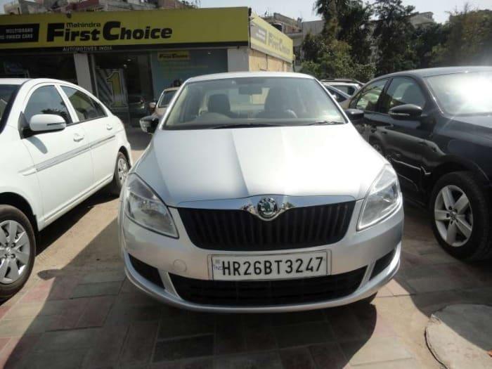 Used Skoda Rapid 1.5 TDI Active (Id-697570) Car in Gurgaon