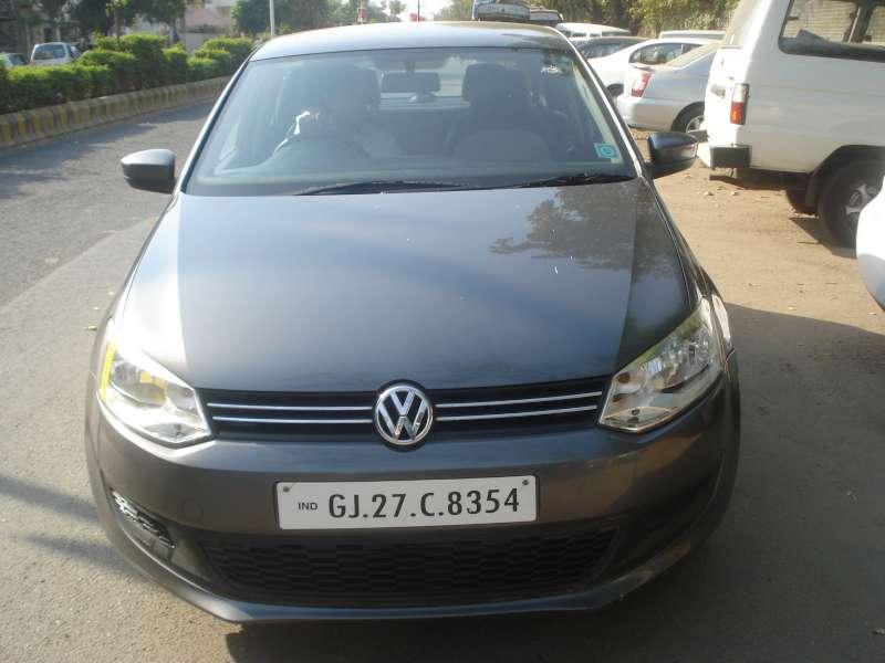 Used Volkswagen Polo 2009-2013 Diesel Comfortline 1.2L (Id-753861) Car in Ahmedabad