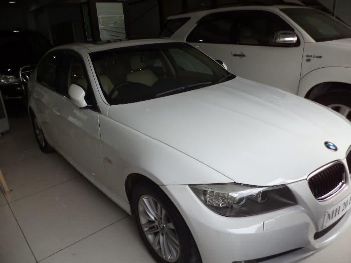 Used BMW 3 Series 2005-2011 320d Car in Thane