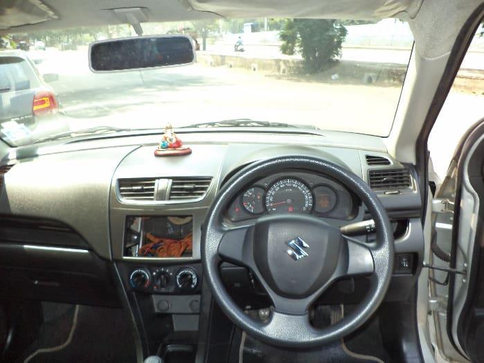 Used Maruti Swift LXI Car in Thane