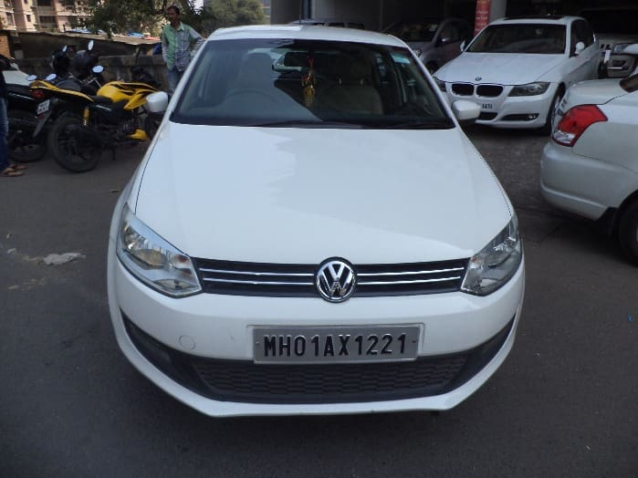 Used Volkswagen Polo 1.2 MPI Highline Car in Thane