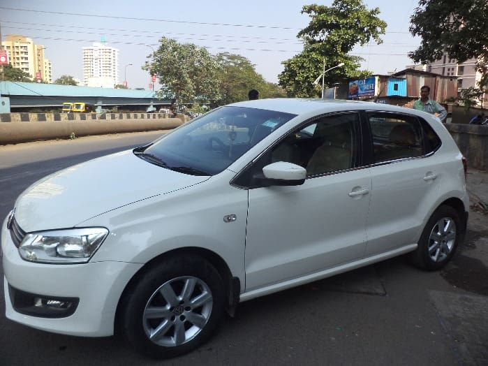 Used Volkswagen Polo 1.2 MPI Highline (647738) Car in Thane