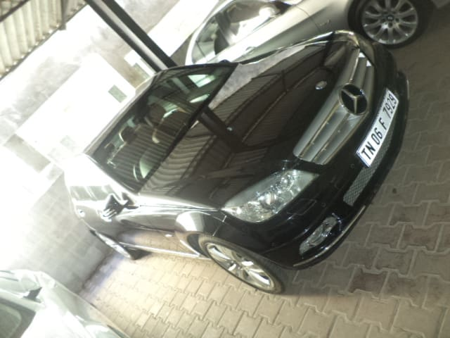 Used Mercedes-Benz New C-Class C 220 CDI BE Avantgare (Id-580853) Car in Chennai