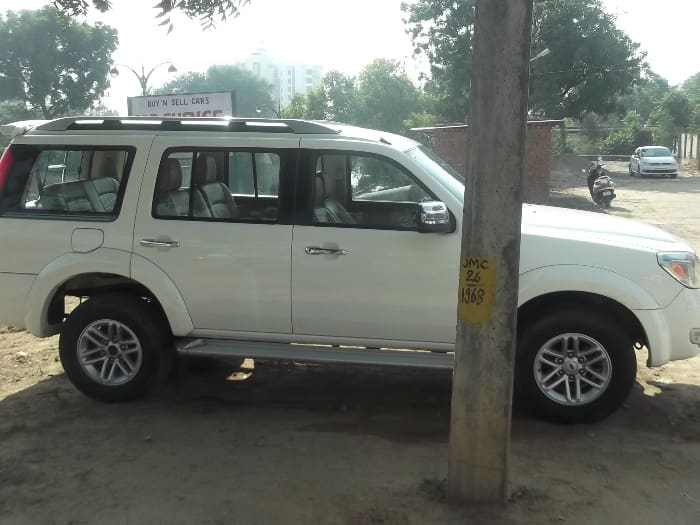 Used Toyota Fortuner 4x4 MT (Id-656993) Car in Jaipur