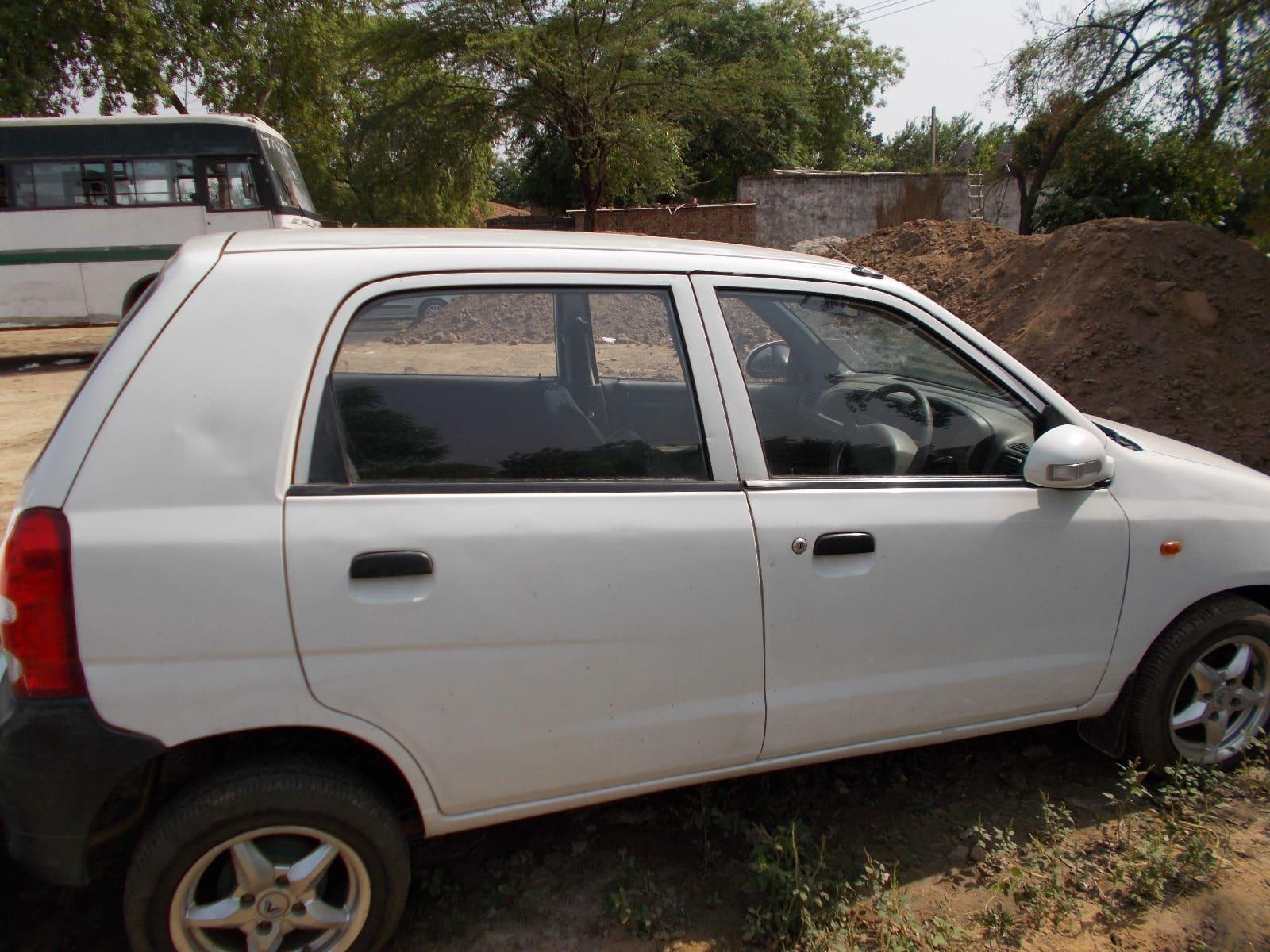 Used Maruti Alto LX (Id-797803) Car in Faridabad