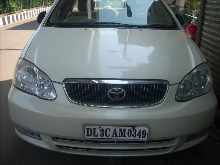 Used Toyota Corolla H2 (Id-631476) Car in New Delhi