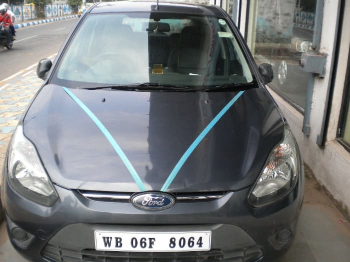 Used Ford Figo Diesel ZXI (Id-567701) Car in Kolkata