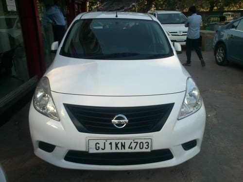Used Nissan Sunny 2011-2013 XE (Id-693428) Car in Ahmedabad