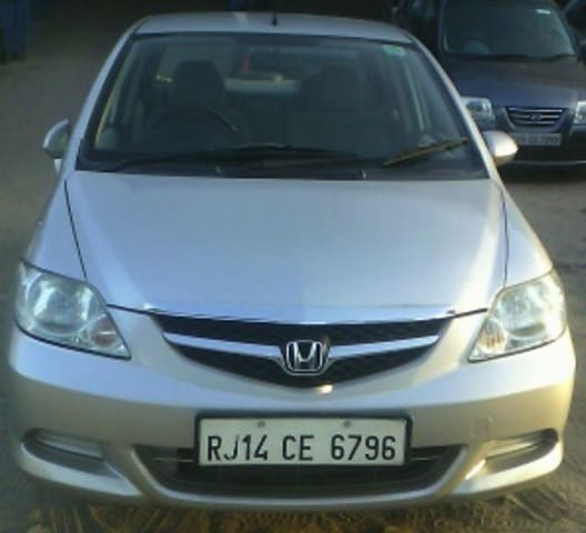Used Honda City ZX EXi (Id-565873) Car in Jaipur