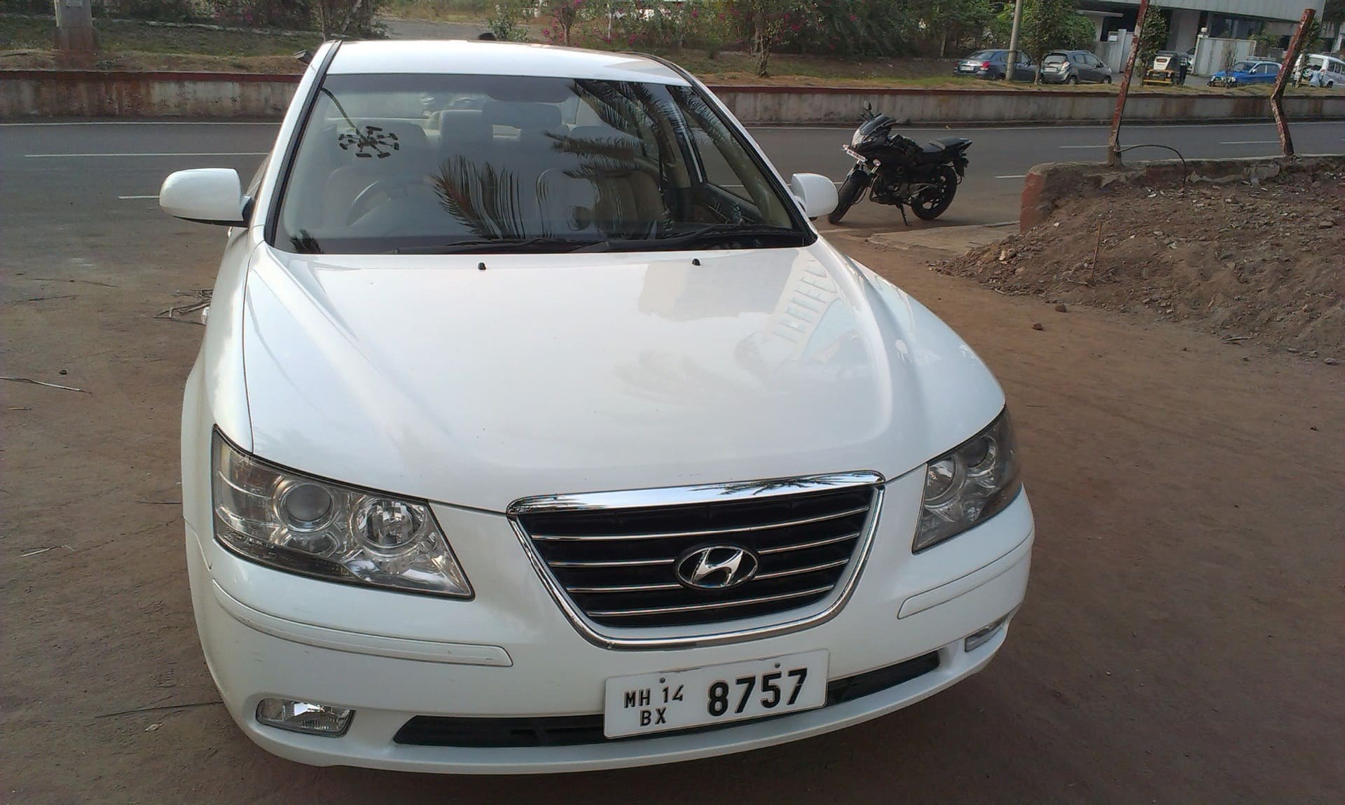 Used Hyundai Sonata 2.4 GDi AT (Id-752342) Car in Mumbai