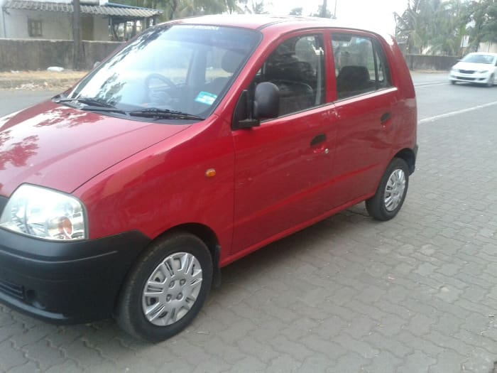 Used Hyundai Santro Xing XL (Id-565012) Car in Mumbai