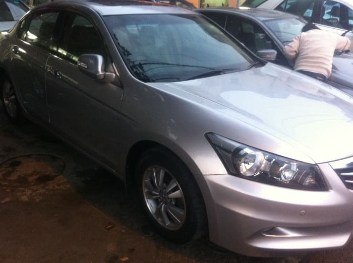 Used Honda New Accord 2.4 Elegance M/T (Id-632780) Car in New Delhi