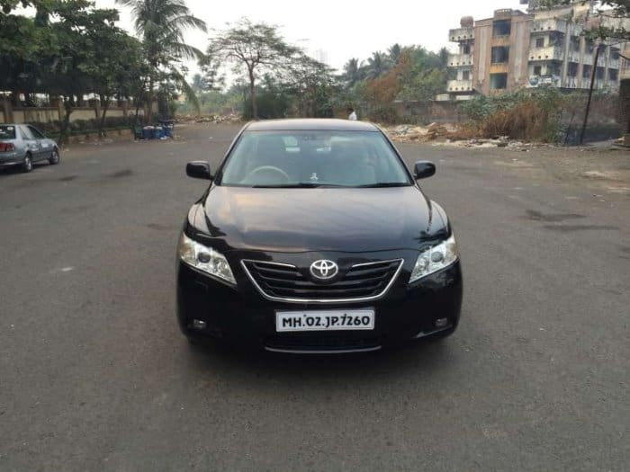Used Toyota Camry 2002-2011 A/T (Id-579887) Car in Mumbai