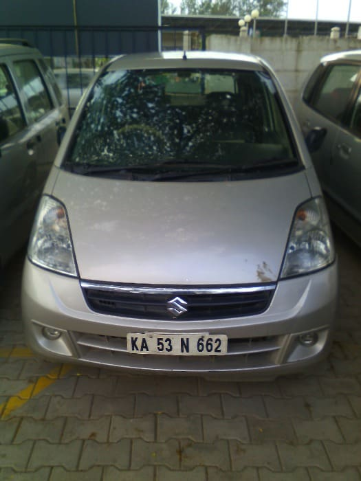 Used Maruti Zen Estilo LXI BS IV (Id-566238) Car in Bangalore