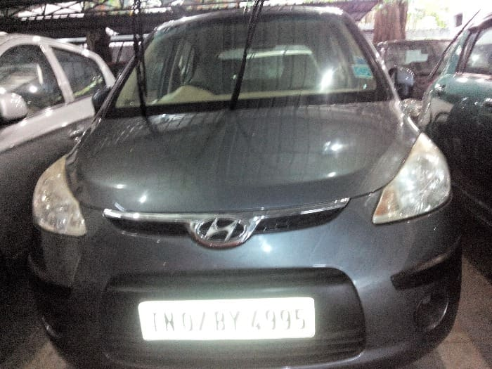 Used Hyundai i10 Magna 1.2 iTech SE (Id-648282) Car in Chennai