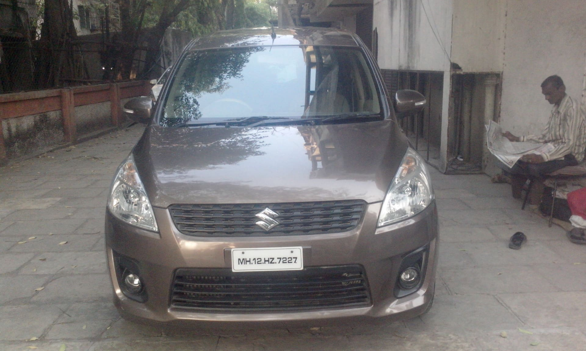 Used Maruti Ertiga VDI (Id-751217) Car in Pune