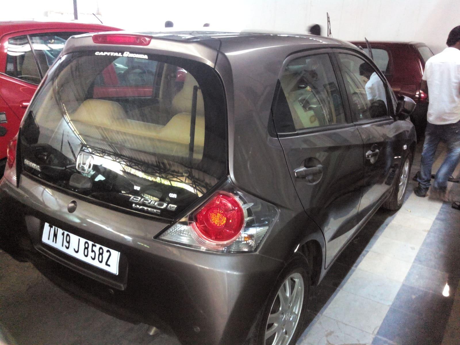 Used Honda Brio S MT (Id-746061) Car in Chennai