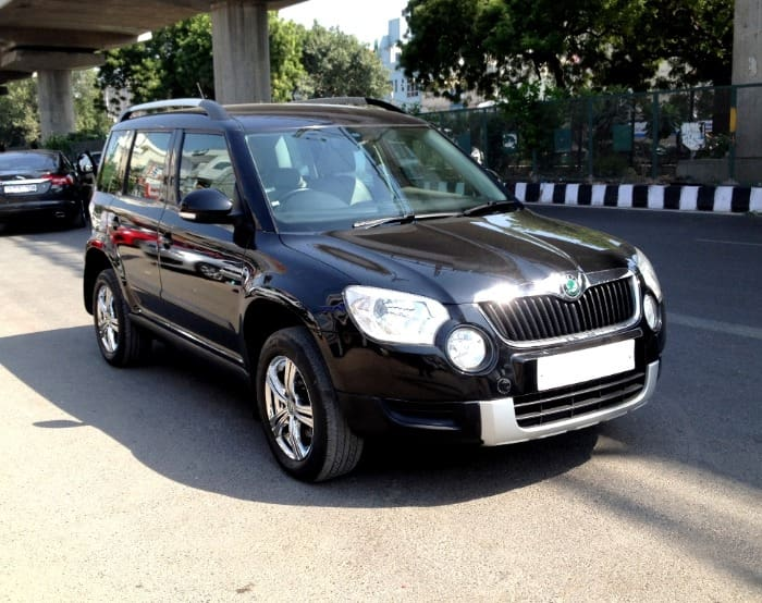 Used Skoda Yeti Elegance 4X2 (Id-645202) Car in New Delhi