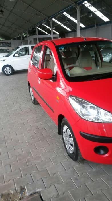 Used Hyundai i10 Sportz (Id-578910) Car in Bangalore
