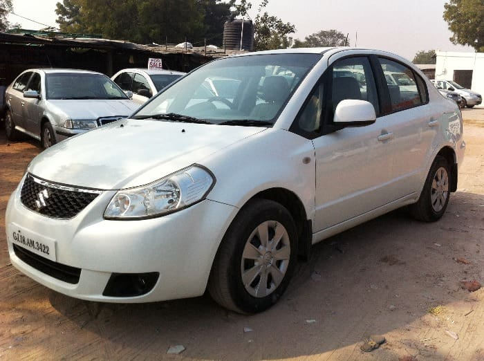 Used Maruti SX4 VDI (Id-673308) Car in Ahmedabad
