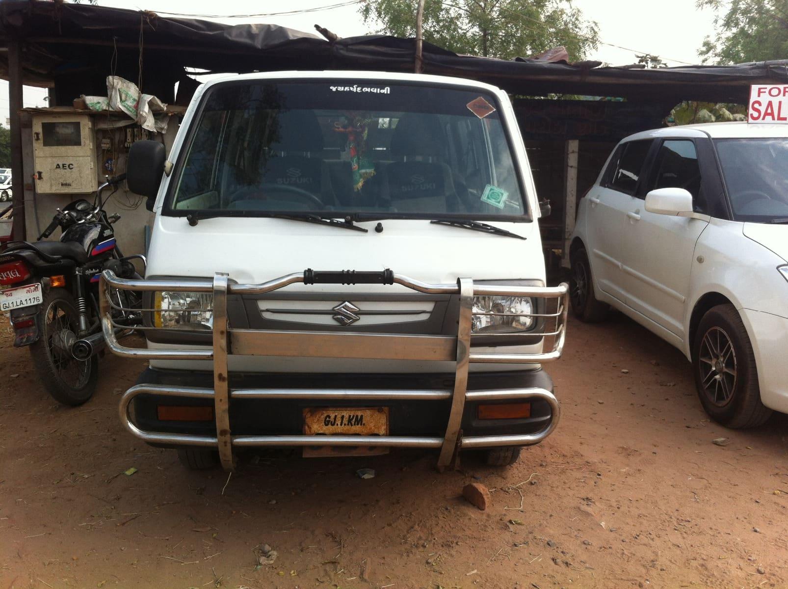 Used Maruti Omni MPI STD BSIII 8-STR W/ IMMOBILISER (Id-740318) Car in Ahmedabad