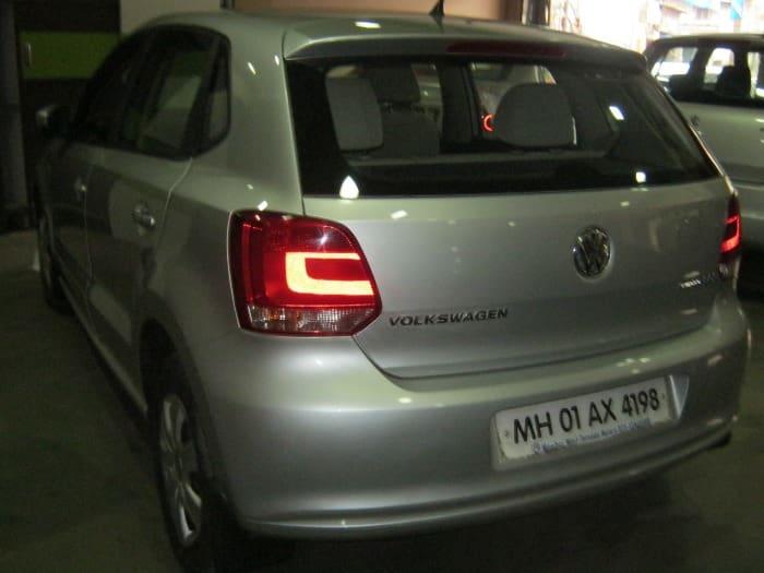 Used Volkswagen Polo 2009-2013 Diesel Comfortline 1.2L (Id-568974) Car in Mumbai