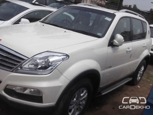 Used Mahindra Ssangyong Rexton RX5 (Id-567339) Car in Jaipur