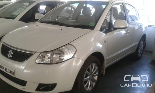 Used Maruti SX4 2007-2012 ZXI AT (Id-568209) Car in Pune