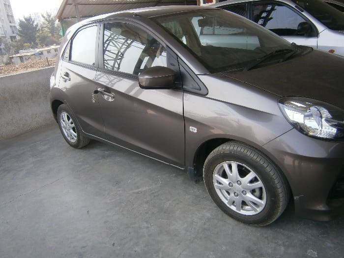 Used Honda Brio V MT (Id-703786) Car in Pune