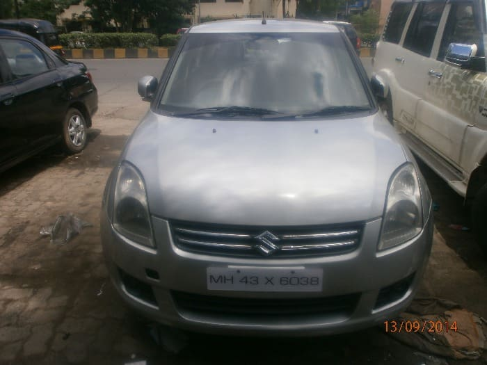 Used Maruti Swift Dzire VDI (Id-639595) Car in Mumbai