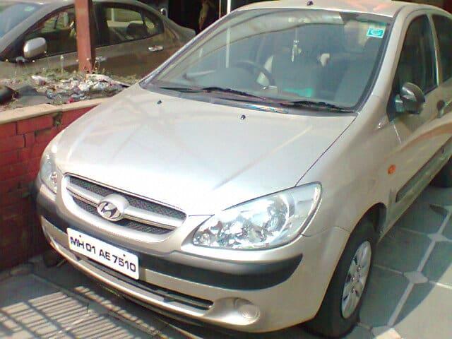 Used Hyundai Getz Prime 1.1 GVS (Id-574588) Car in Mumbai