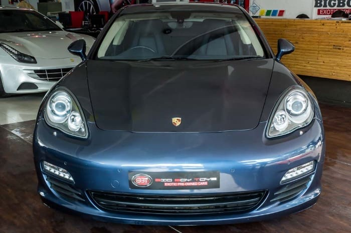 Used Porsche Panamera 2010-2013 S (Id-635791) Car in New Delhi