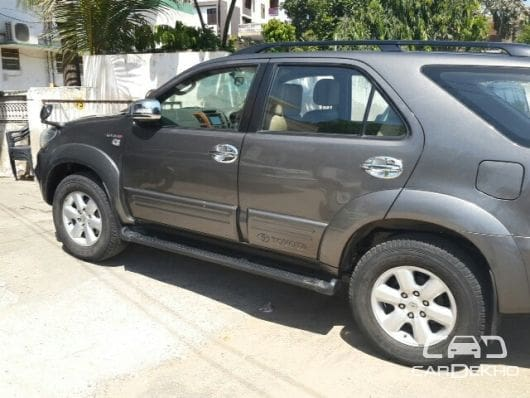 Used Toyota Fortuner 4x4 MT (Id-567348) Car in Jaipur