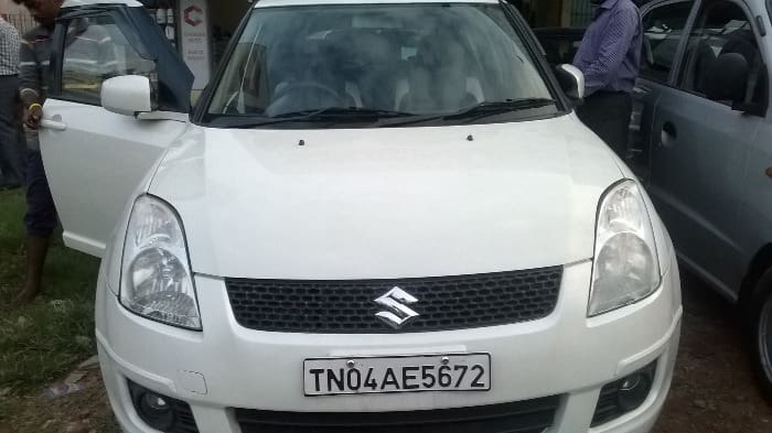 Used Maruti Swift VDI BS IV (Id-635556) Car in Chennai