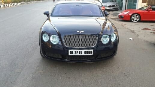 Used Bentley Continental GT (Id-637900) Car in New Delhi