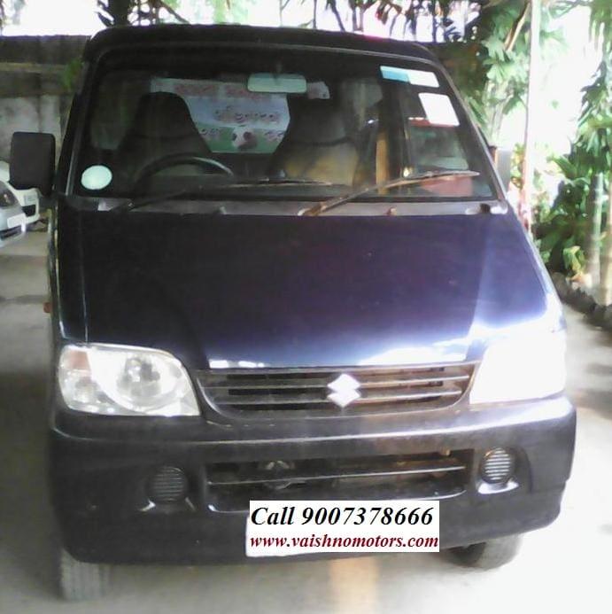 Used Maruti Eeco 7 Seater Standard (Id-822164) Car in Kolkata