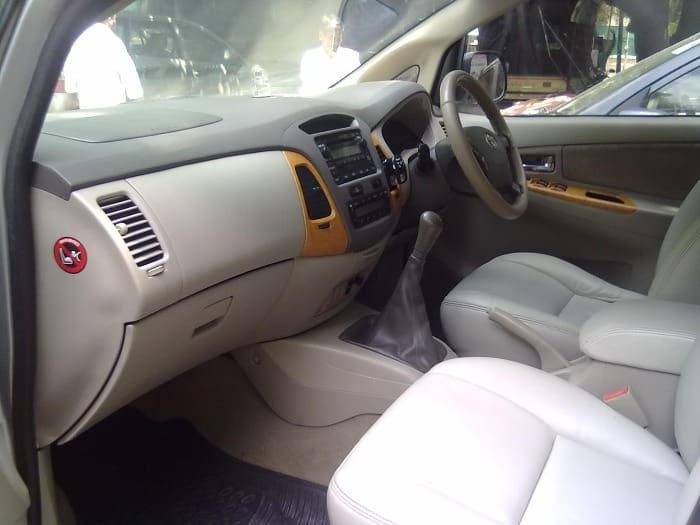 Used Toyota Innova 2004-2011 2.5 V Diesel 8-seater (Id-568841) Car in Pune