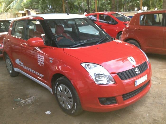 Used Maruti Swift VDI BS IV (Id-644649) Car in Chennai