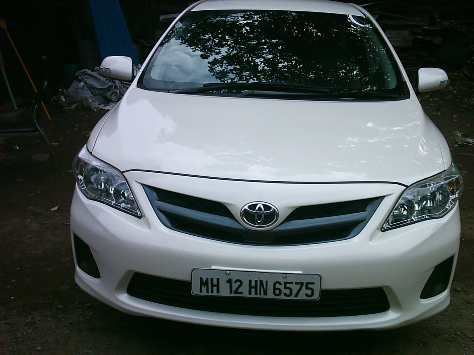 Used Toyota Corolla Altis D-4D G (Id-844768) Car in Pune