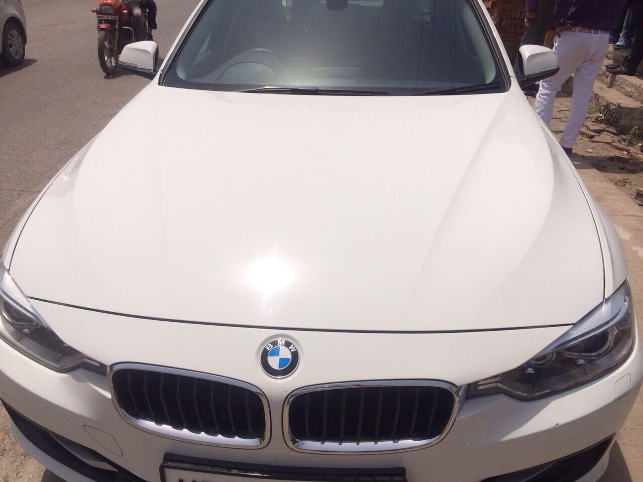 Used BMW 3 Series 320d (Id-821335) Car in Karnal