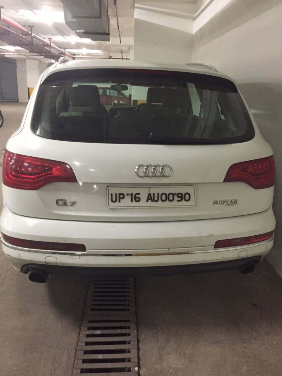 Audi q7 for sale in delhi ncr