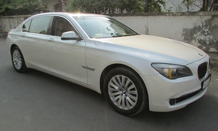 Used BMW 7 Series 730Ld (Id-906407) Car in Ahmedabad
