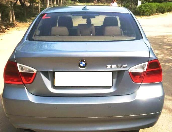 Used BMW 3 Series 2005-2011 320d Highline (Id-857620) Car in New Delhi