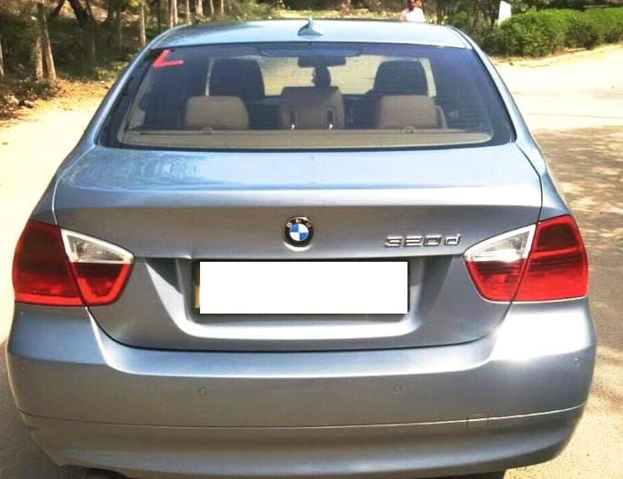 Used BMW 3 Series 2005-2011 320d Highline (Id-943788) Car in New Delhi