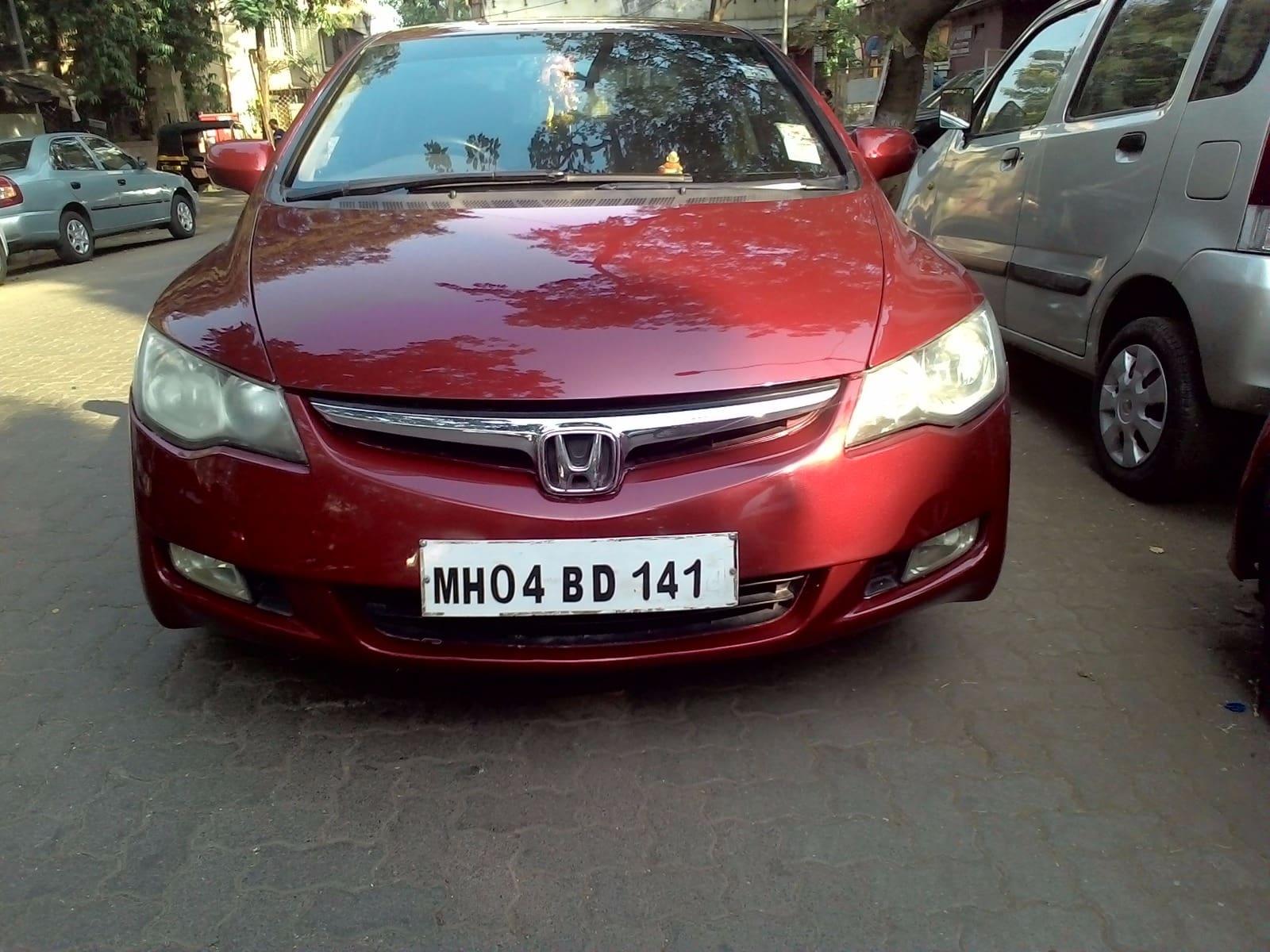 Used Honda Civic 2010-2013 1.8 S MT (Id-564274) Car in Mumbai