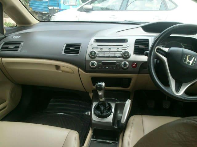 Used Honda Civic 1.8 S MT (Id-566019) Car in Ahmedabad