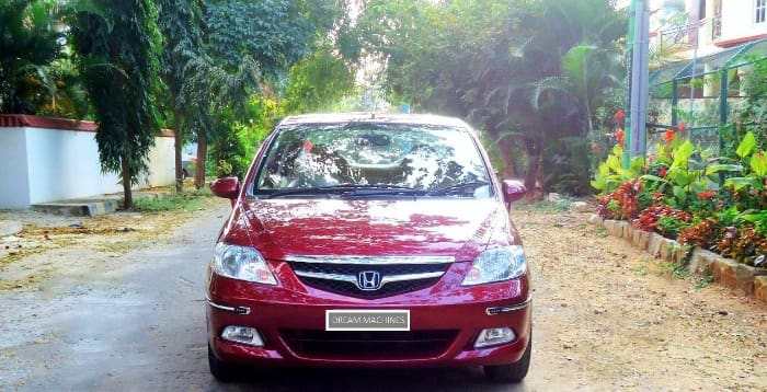 Used Honda City ZX GXi (Id-644360) Car in Bangalore