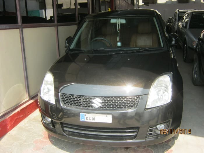 Used Maruti Swift VXI (Id-641236) Car in Bangalore