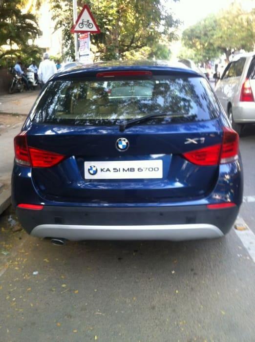 Used BMW X1 sDrive20d (Id-573580) Car in Chennai
